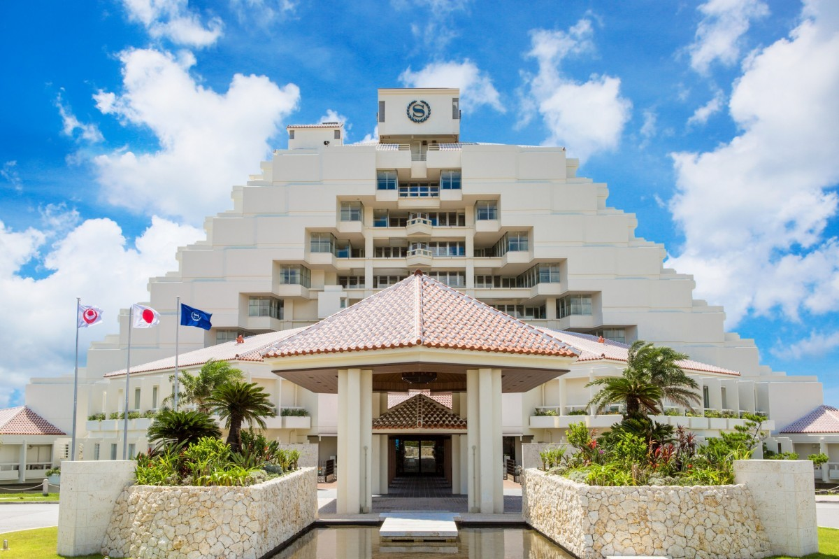Company introduction accommodation organizations for Design hotel okinawa